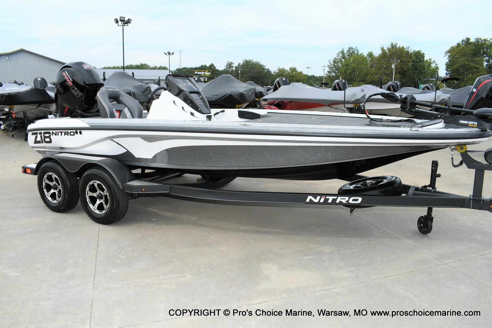 2020 Nitro boat for sale, model of the boat is Z18 & Image # 22 of 50