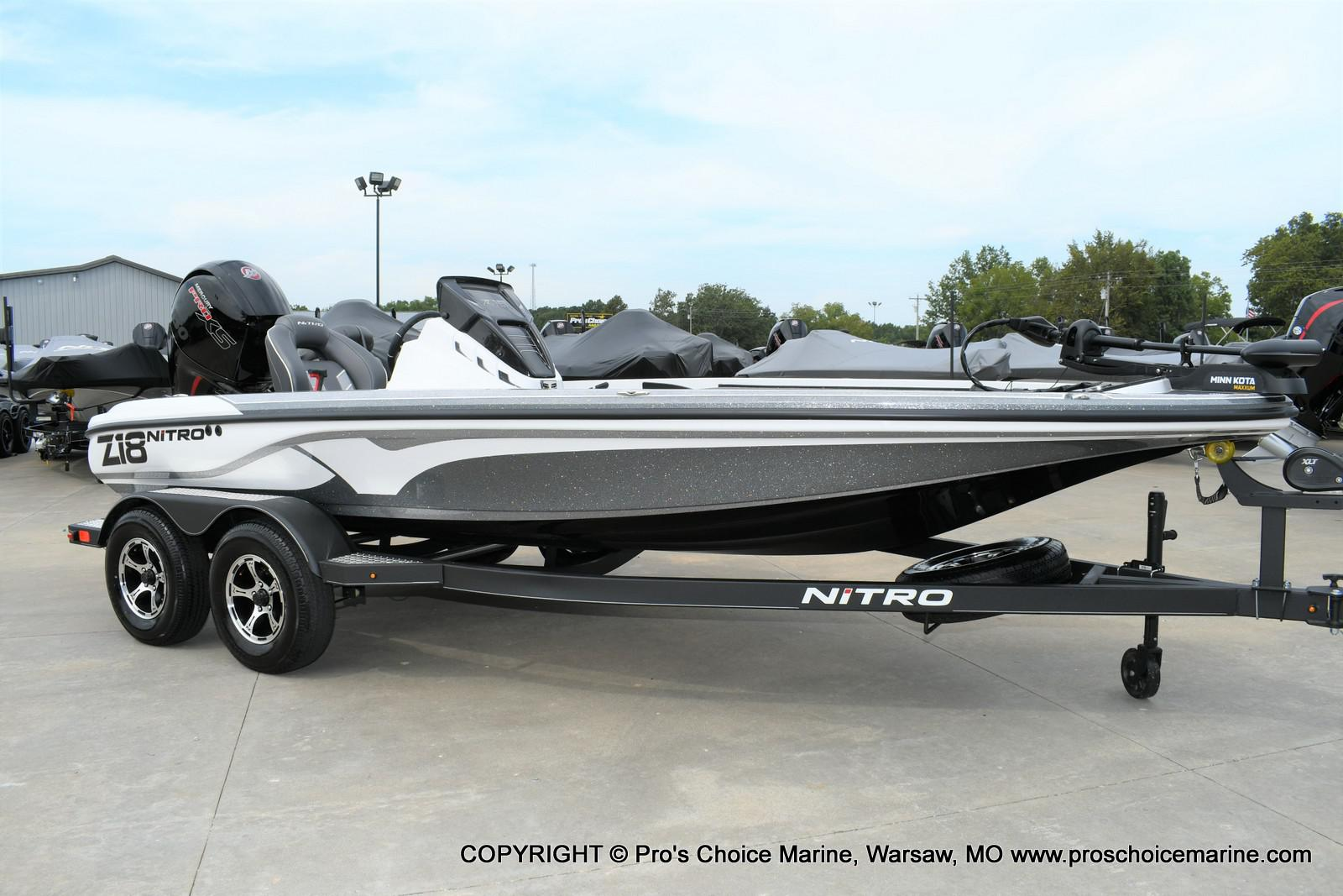 2020 Nitro boat for sale, model of the boat is Z18 & Image # 31 of 50