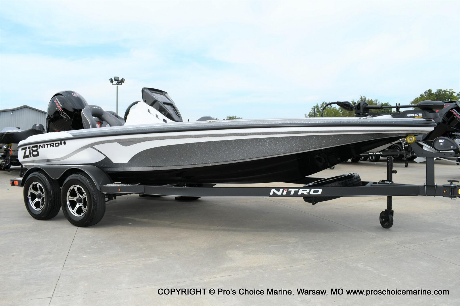 2020 Nitro boat for sale, model of the boat is Z18 & Image # 32 of 50