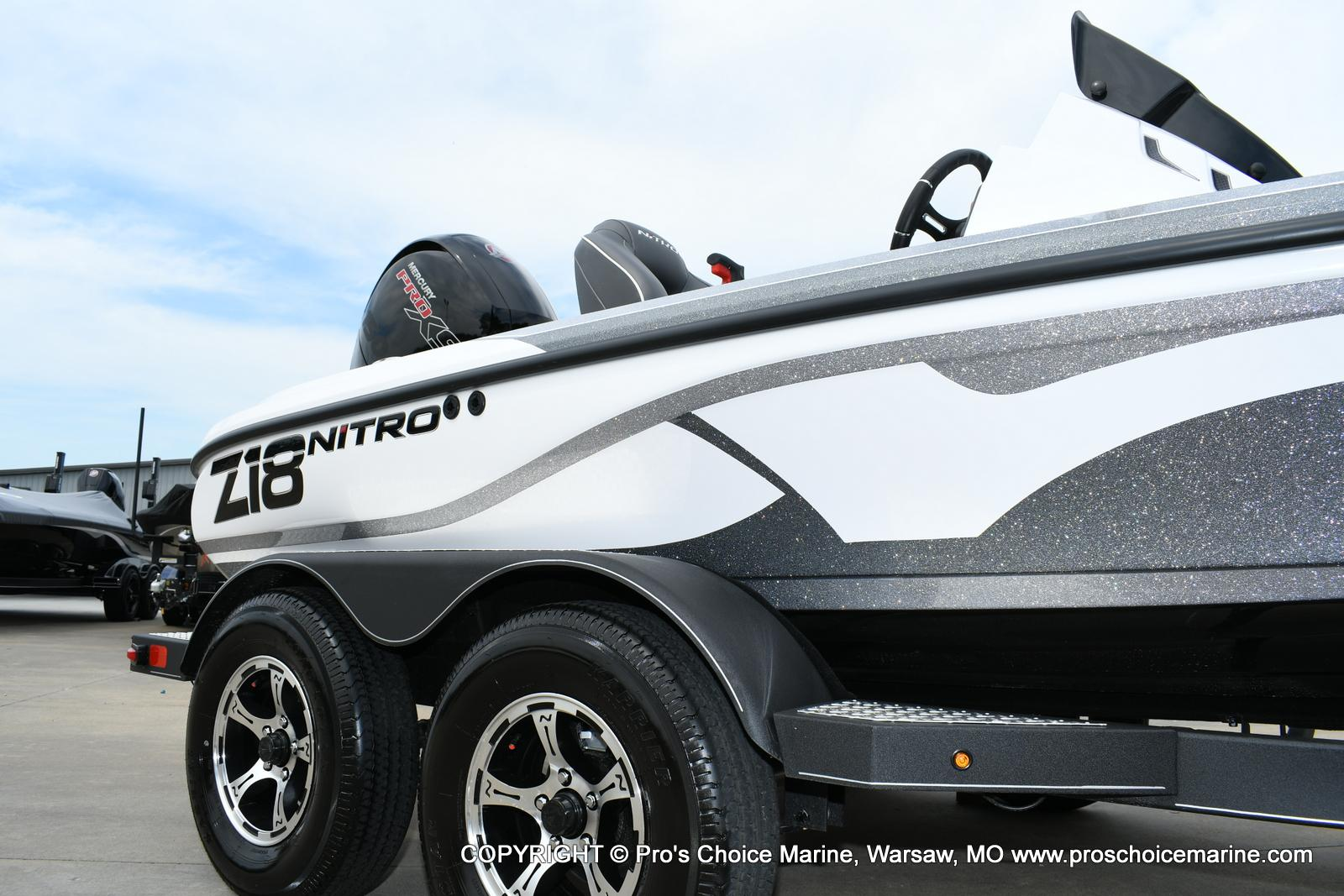 2020 Nitro boat for sale, model of the boat is Z18 & Image # 33 of 50