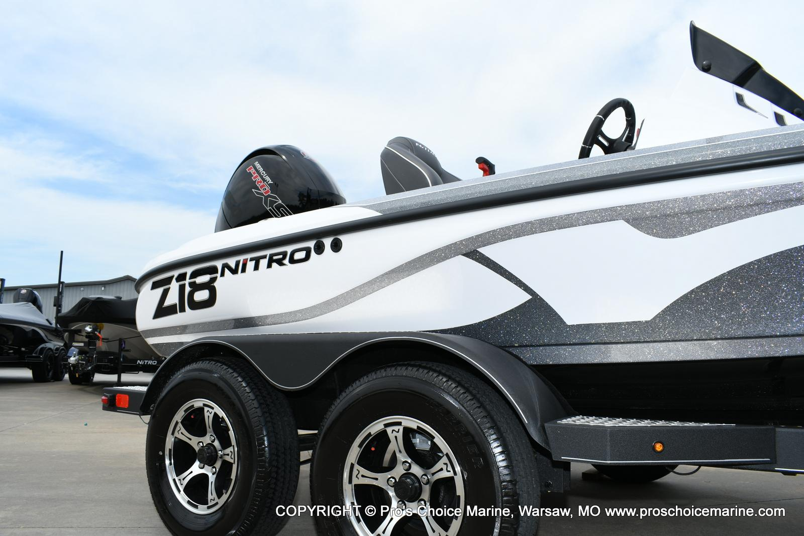 2020 Nitro boat for sale, model of the boat is Z18 & Image # 34 of 50