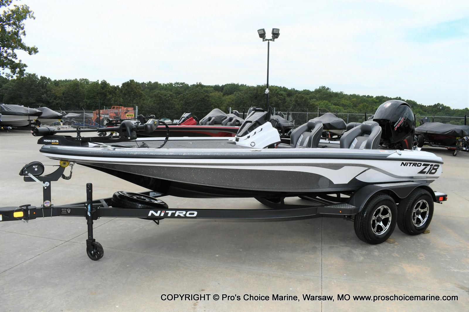 2020 Nitro boat for sale, model of the boat is Z18 & Image # 36 of 50