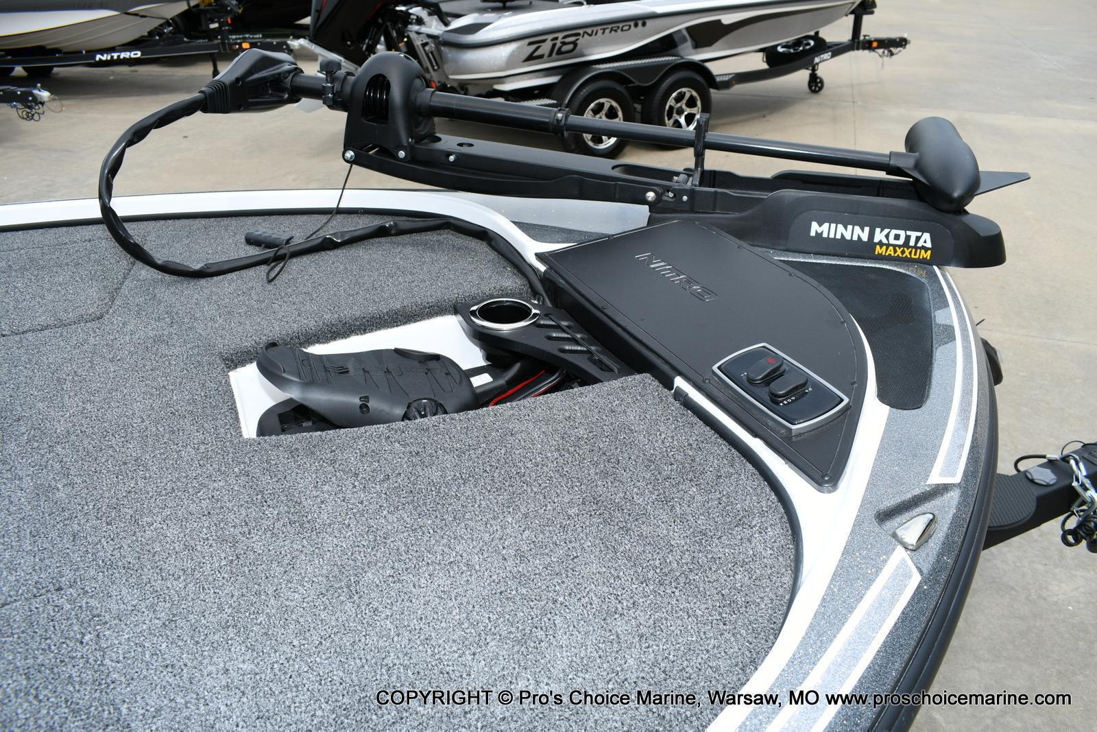 2020 Nitro boat for sale, model of the boat is Z18 & Image # 38 of 50