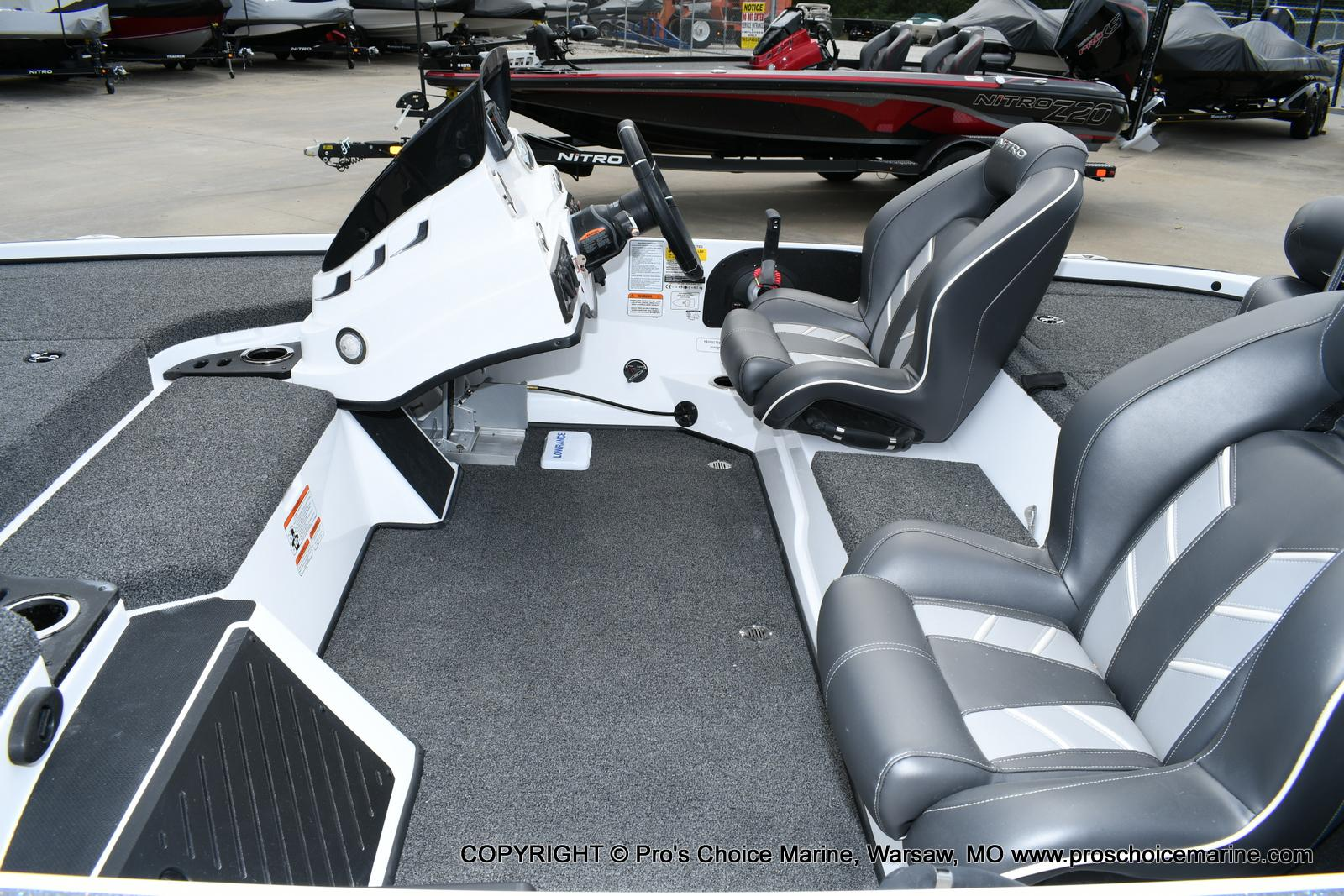 2020 Nitro boat for sale, model of the boat is Z18 & Image # 42 of 50
