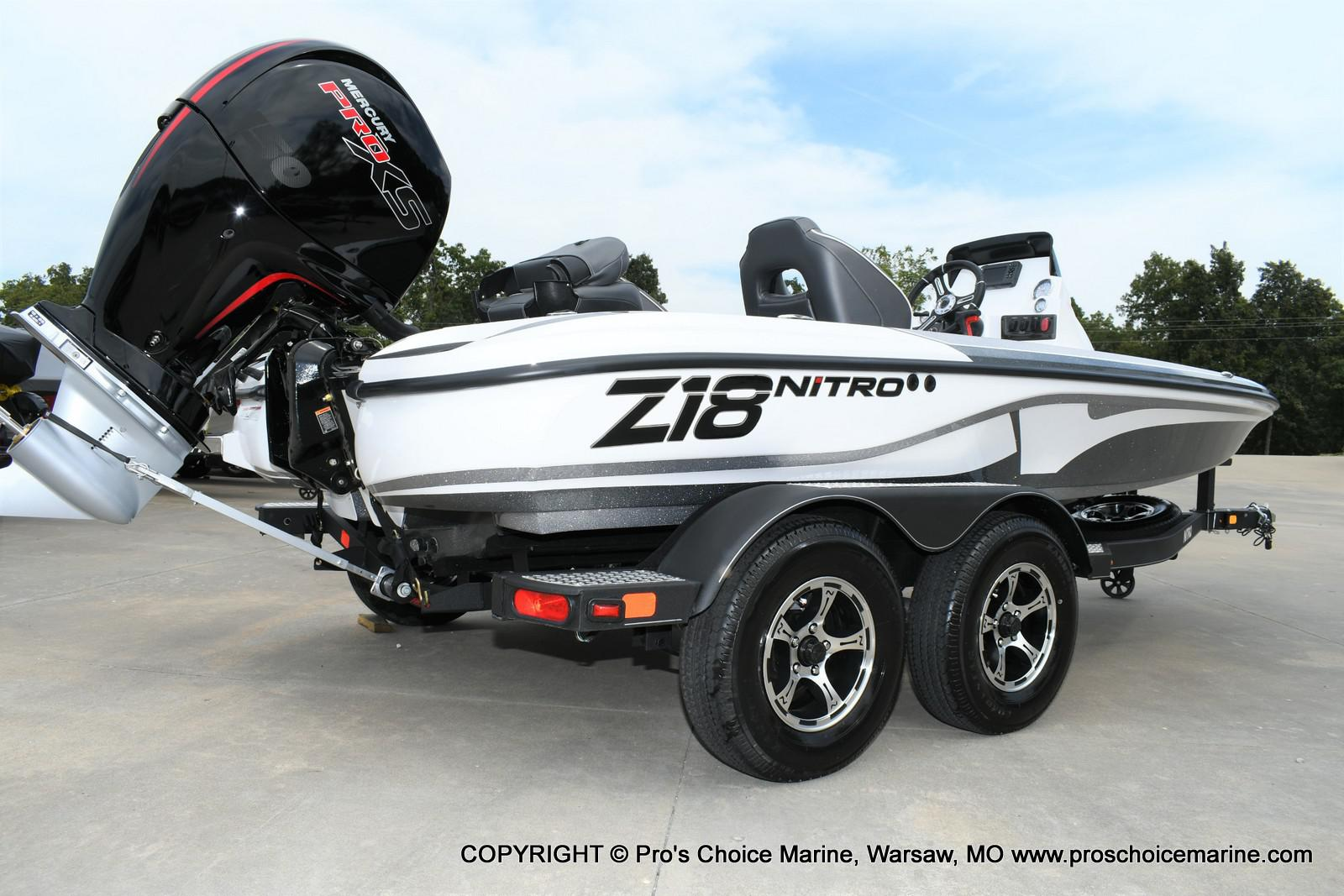 2020 Nitro boat for sale, model of the boat is Z18 & Image # 46 of 50