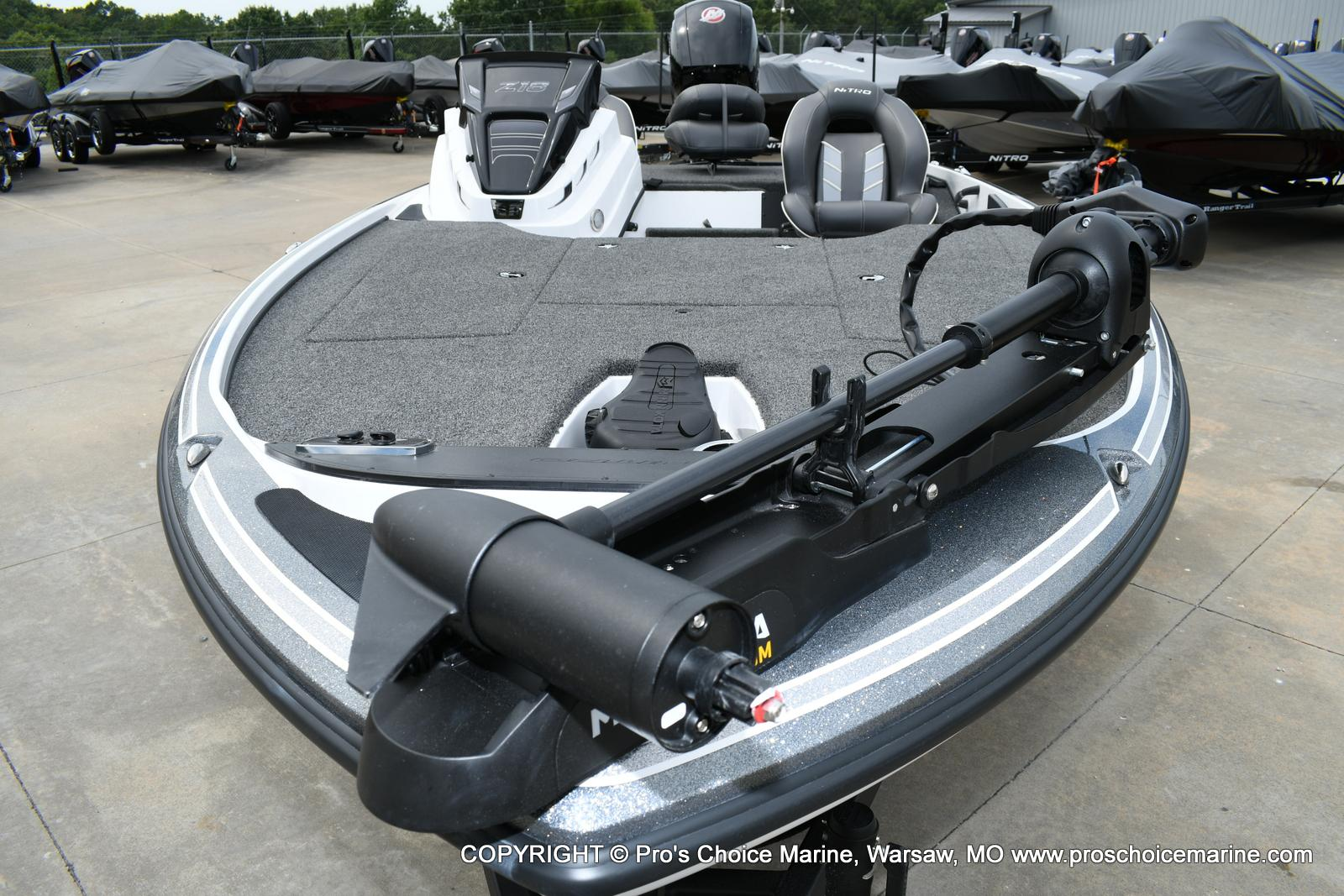 2020 Nitro boat for sale, model of the boat is Z18 & Image # 49 of 50
