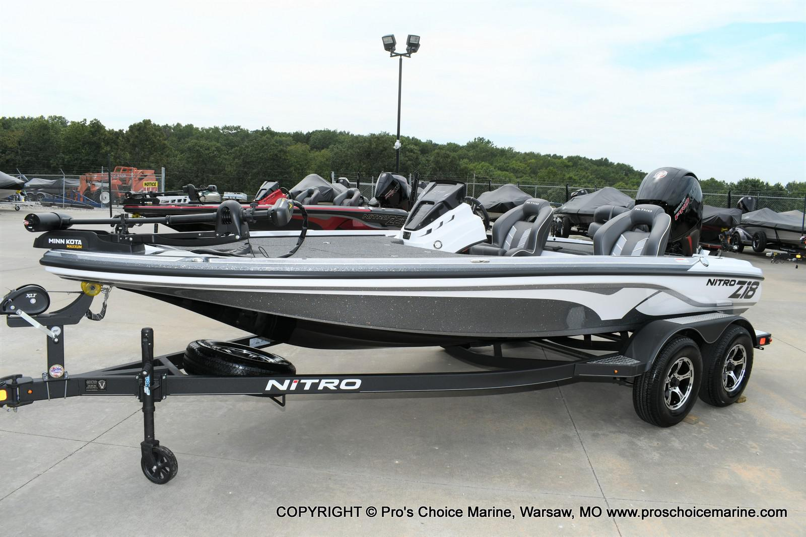 2020 Nitro boat for sale, model of the boat is Z18 & Image # 5 of 50