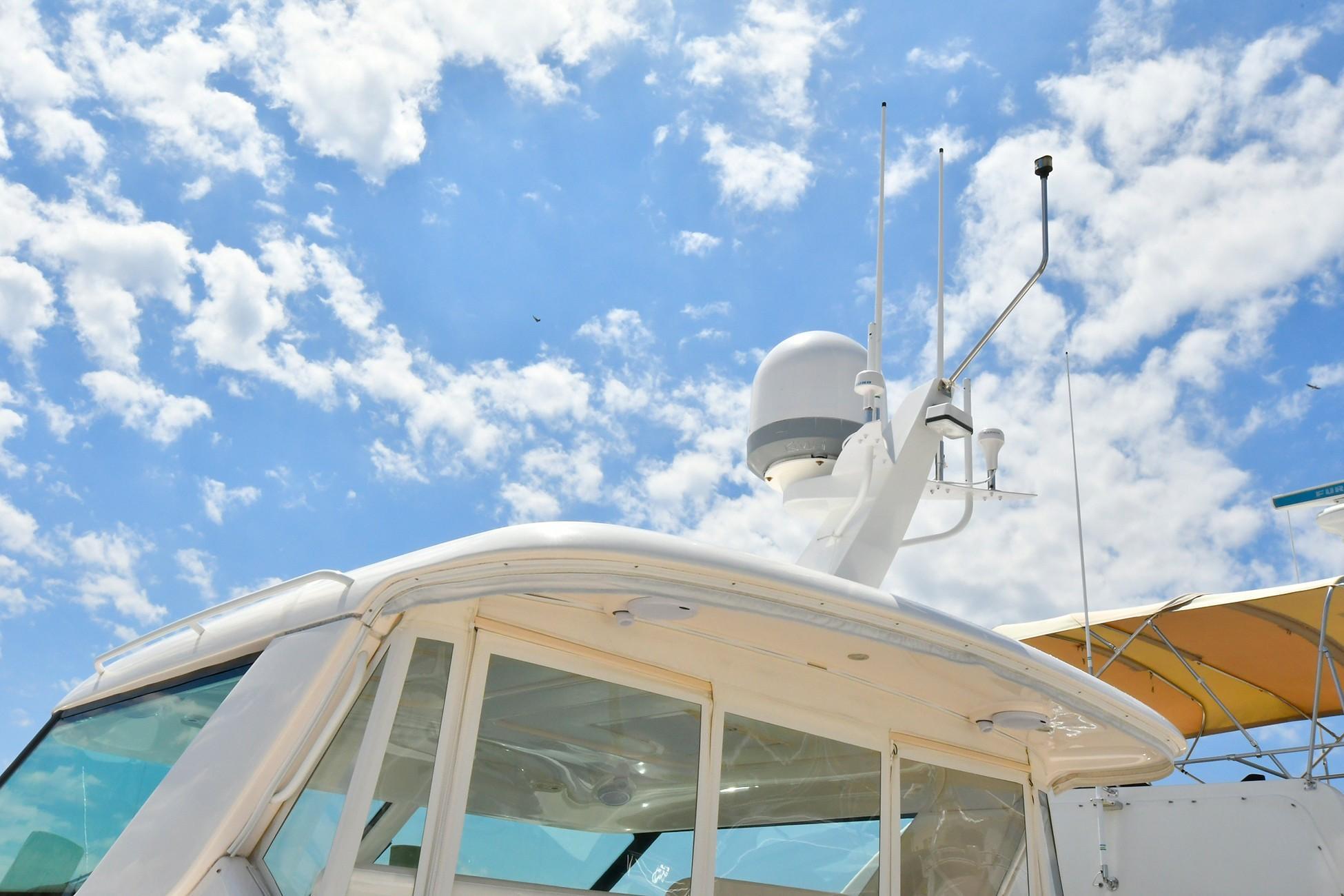 Hardtop and Custom Radar Mast