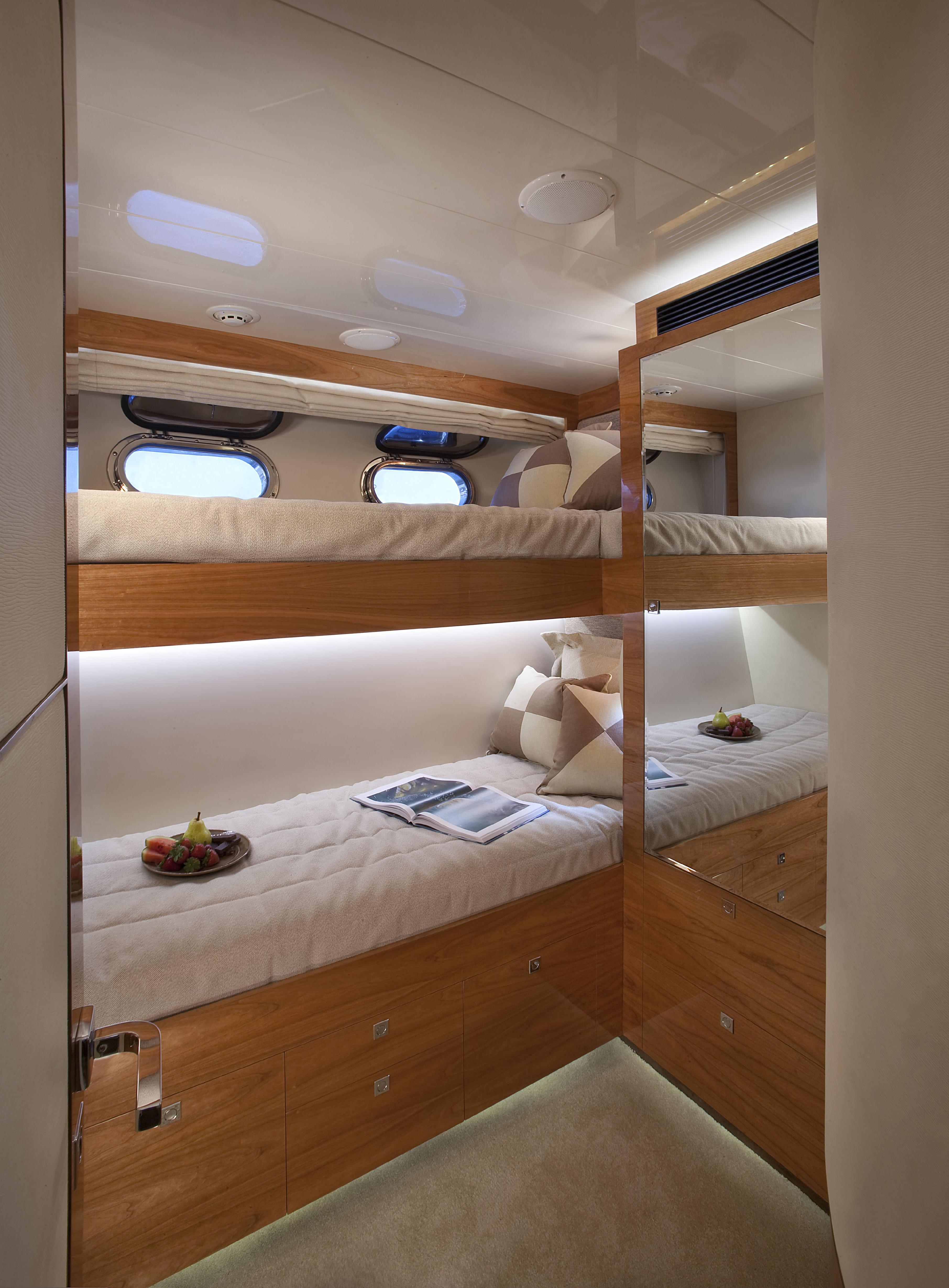 Manufacturer Provided Image: Twin Guest Bunk