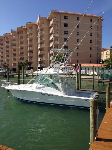 32' Luhrs 1999 Open Express with Tower