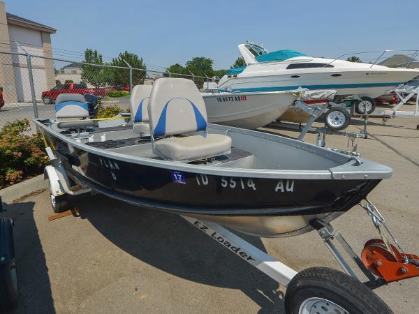 2013 ALUMACRAFT T14V for sale