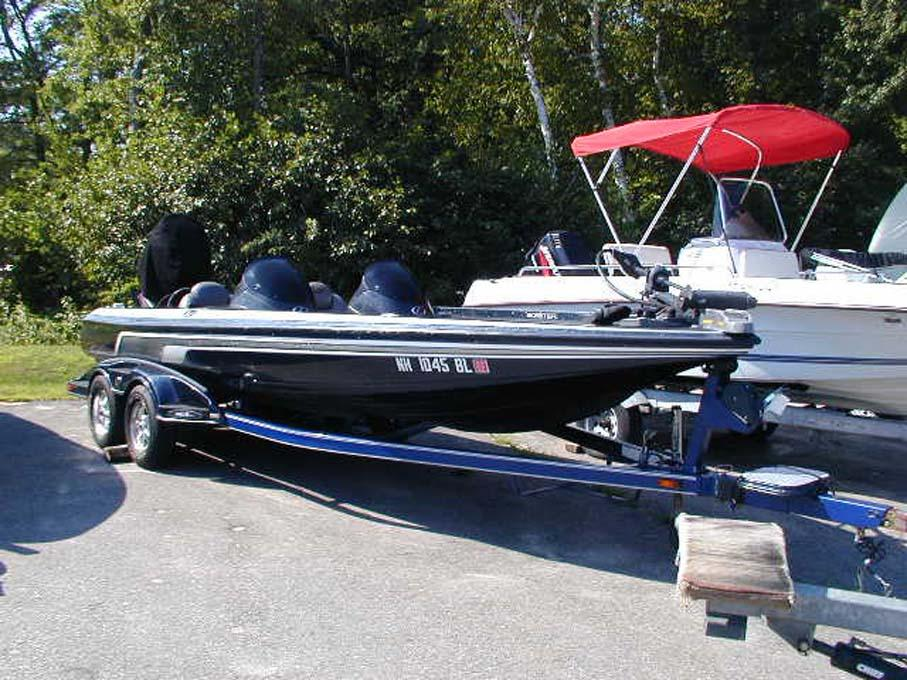 2006 SKEETER 21I for sale