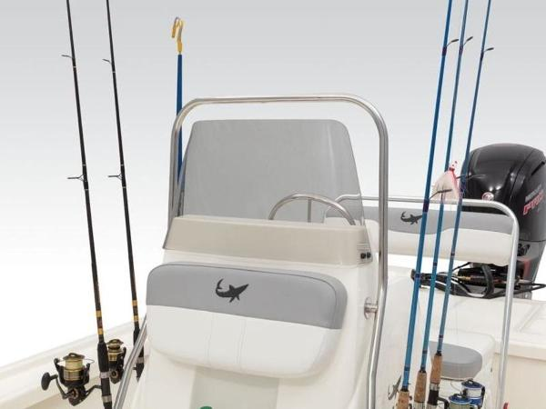 2020 Mako boat for sale, model of the boat is 18 LTS & Image # 3 of 45