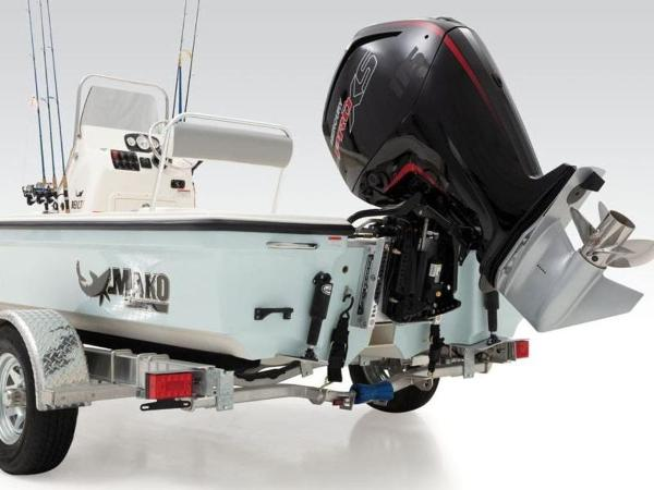 2020 Mako boat for sale, model of the boat is 18 LTS & Image # 37 of 45