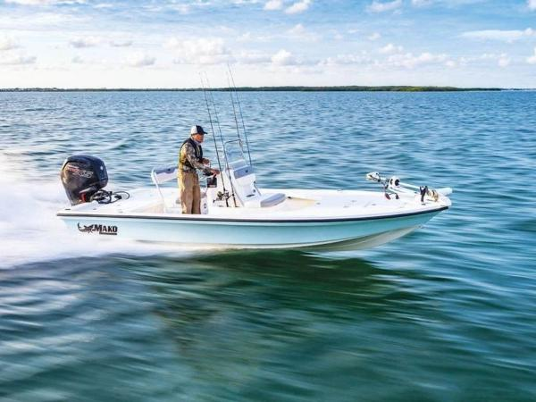 2020 Mako boat for sale, model of the boat is 18 LTS & Image # 38 of 45