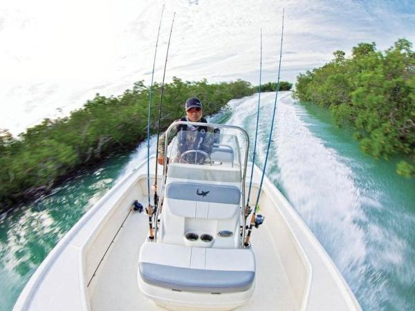 2020 Mako boat for sale, model of the boat is 18 LTS & Image # 40 of 45