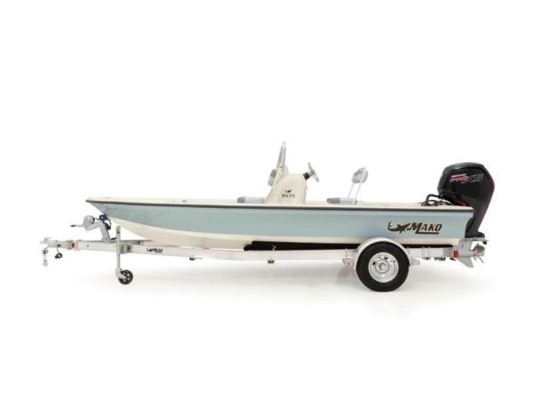 2020 Mako boat for sale, model of the boat is 18 LTS & Image # 41 of 45