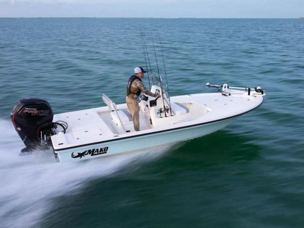 2020 Mako boat for sale, model of the boat is 18 LTS & Image # 43 of 45