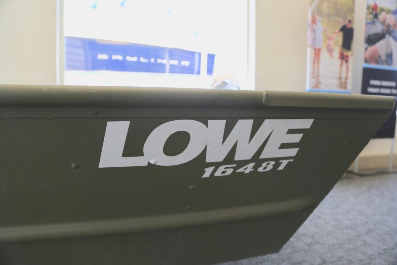 2018 Lowe Jon L1648T