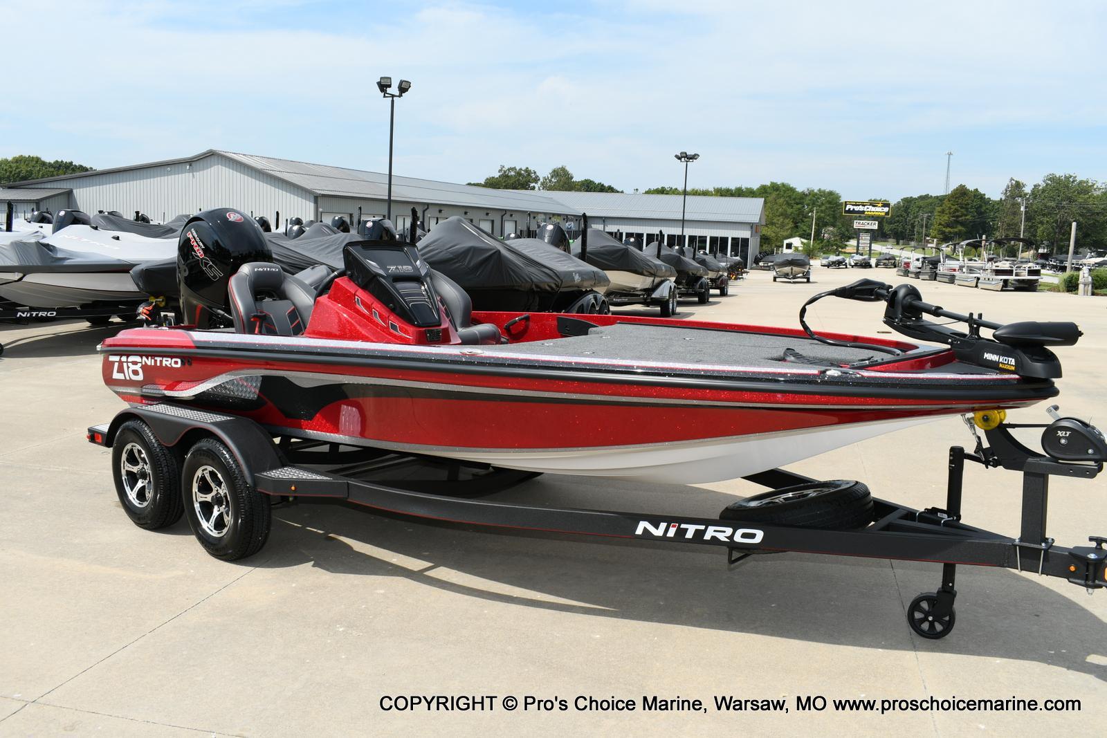 2020 Nitro boat for sale, model of the boat is Z18 & Image # 15 of 50