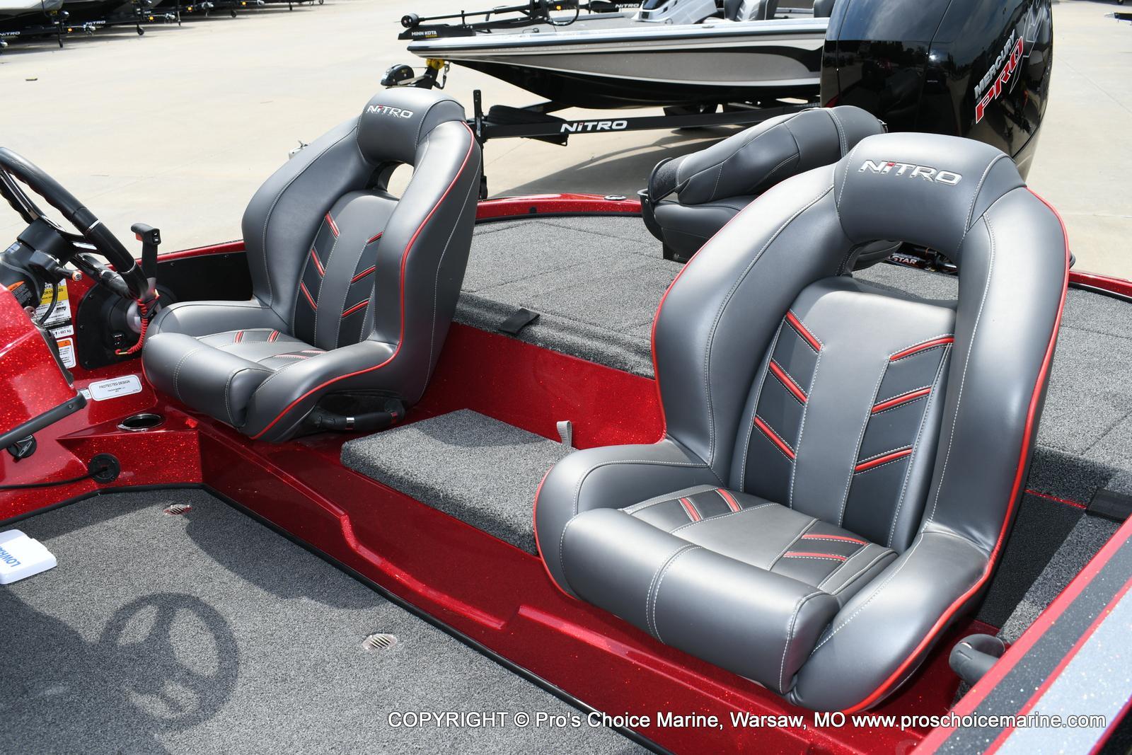 2020 Nitro boat for sale, model of the boat is Z18 & Image # 19 of 50