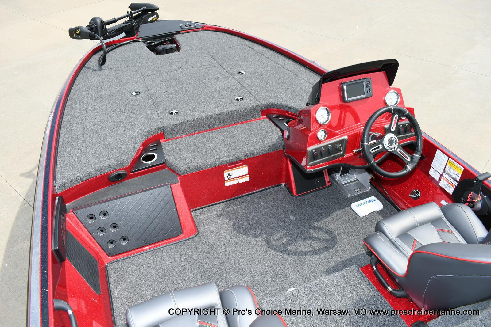 2020 Nitro boat for sale, model of the boat is Z18 & Image # 20 of 50