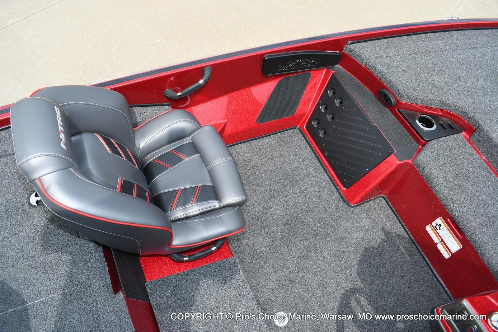 2020 Nitro boat for sale, model of the boat is Z18 & Image # 21 of 50