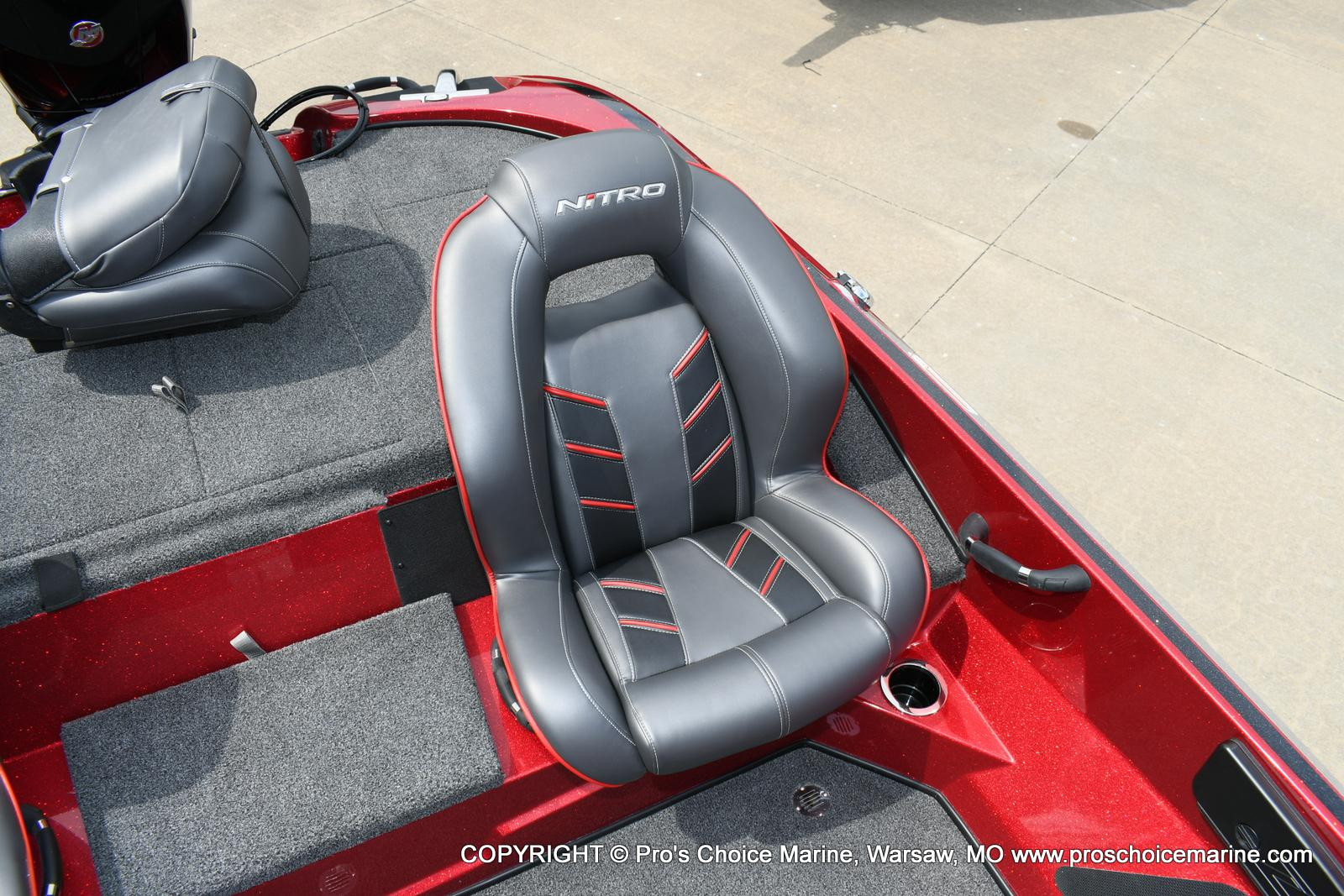 2020 Nitro boat for sale, model of the boat is Z18 & Image # 22 of 50