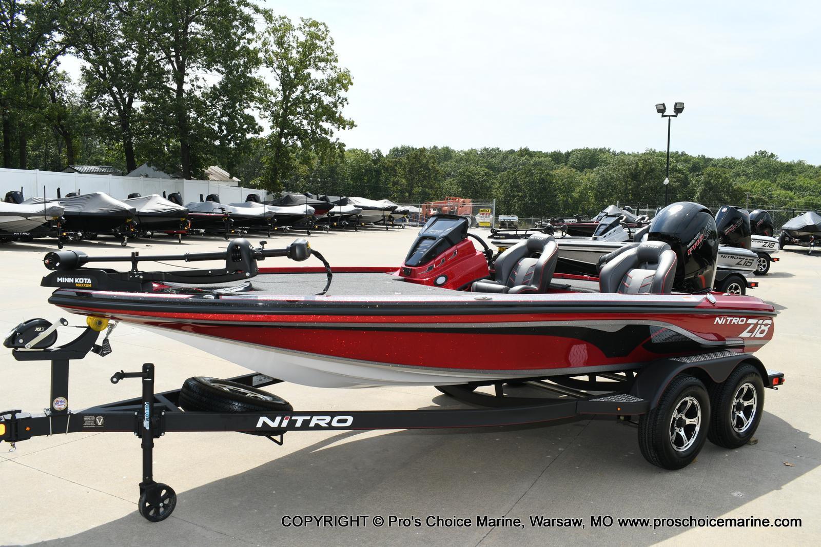 2020 Nitro boat for sale, model of the boat is Z18 & Image # 25 of 50