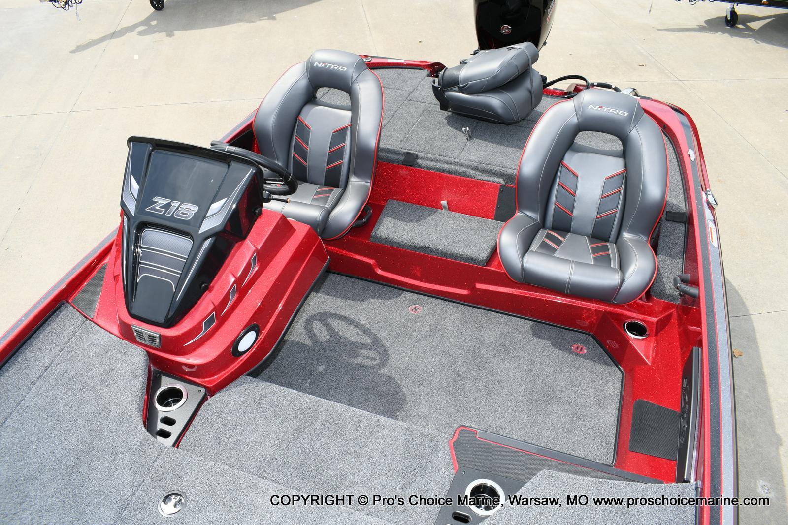 2020 Nitro boat for sale, model of the boat is Z18 & Image # 29 of 50
