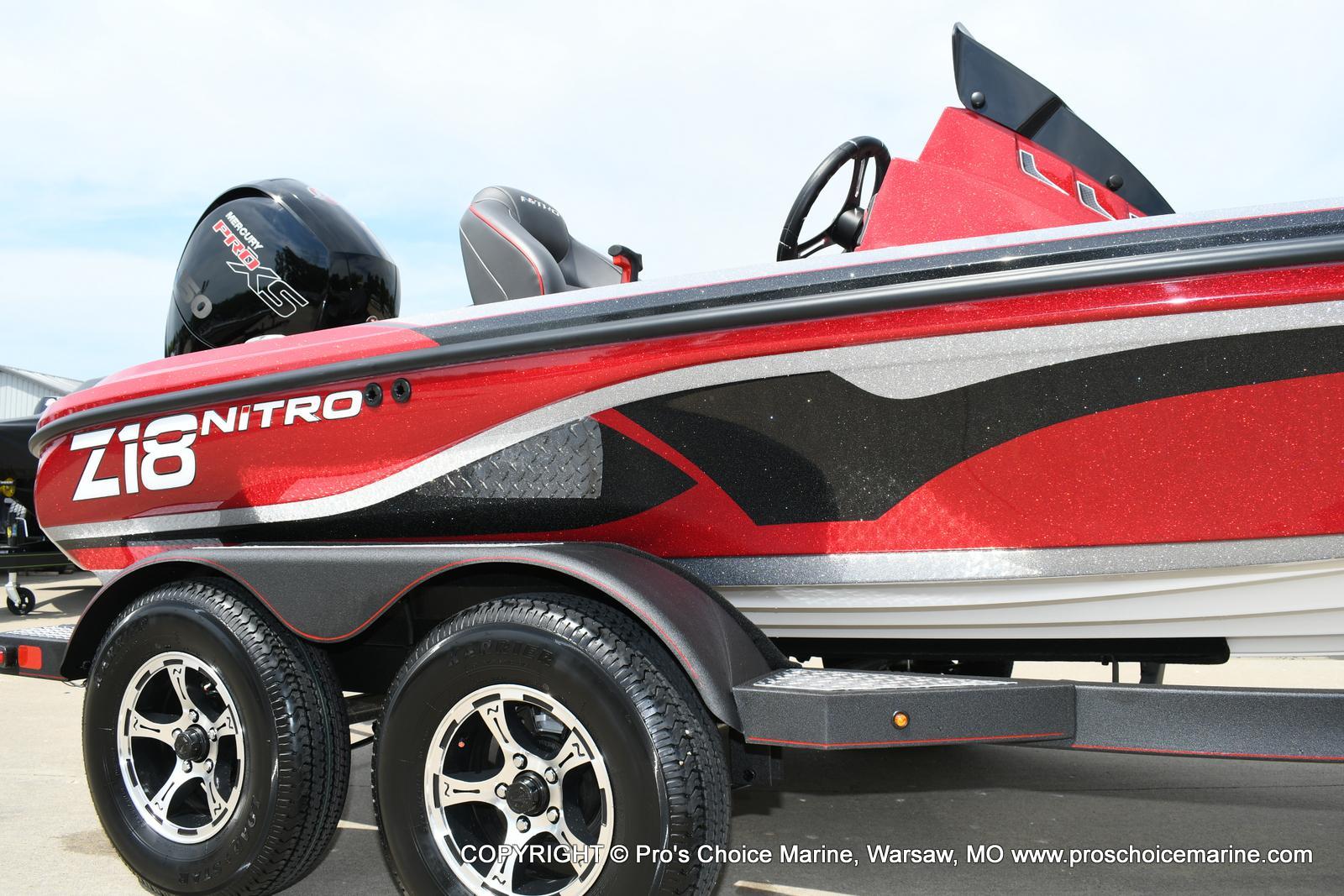 2020 Nitro boat for sale, model of the boat is Z18 & Image # 34 of 50