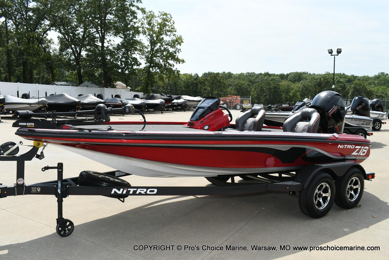 2020 Nitro boat for sale, model of the boat is Z18 & Image # 38 of 50