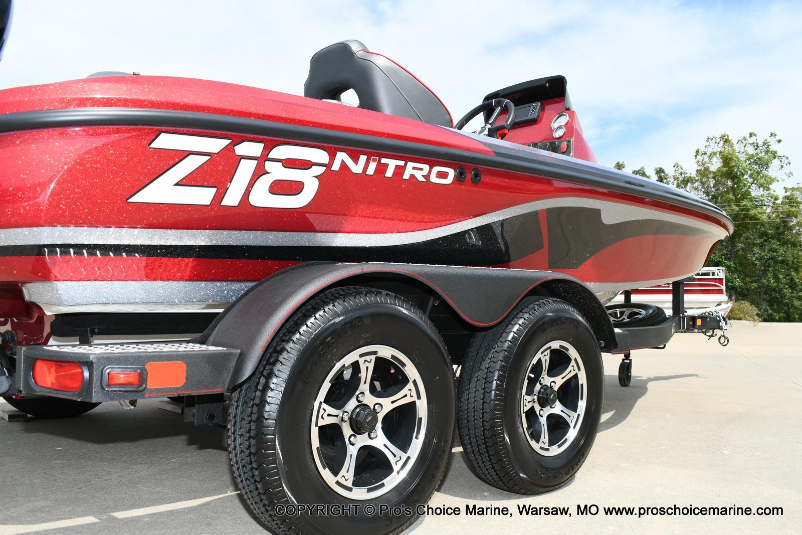 2020 Nitro boat for sale, model of the boat is Z18 & Image # 46 of 50
