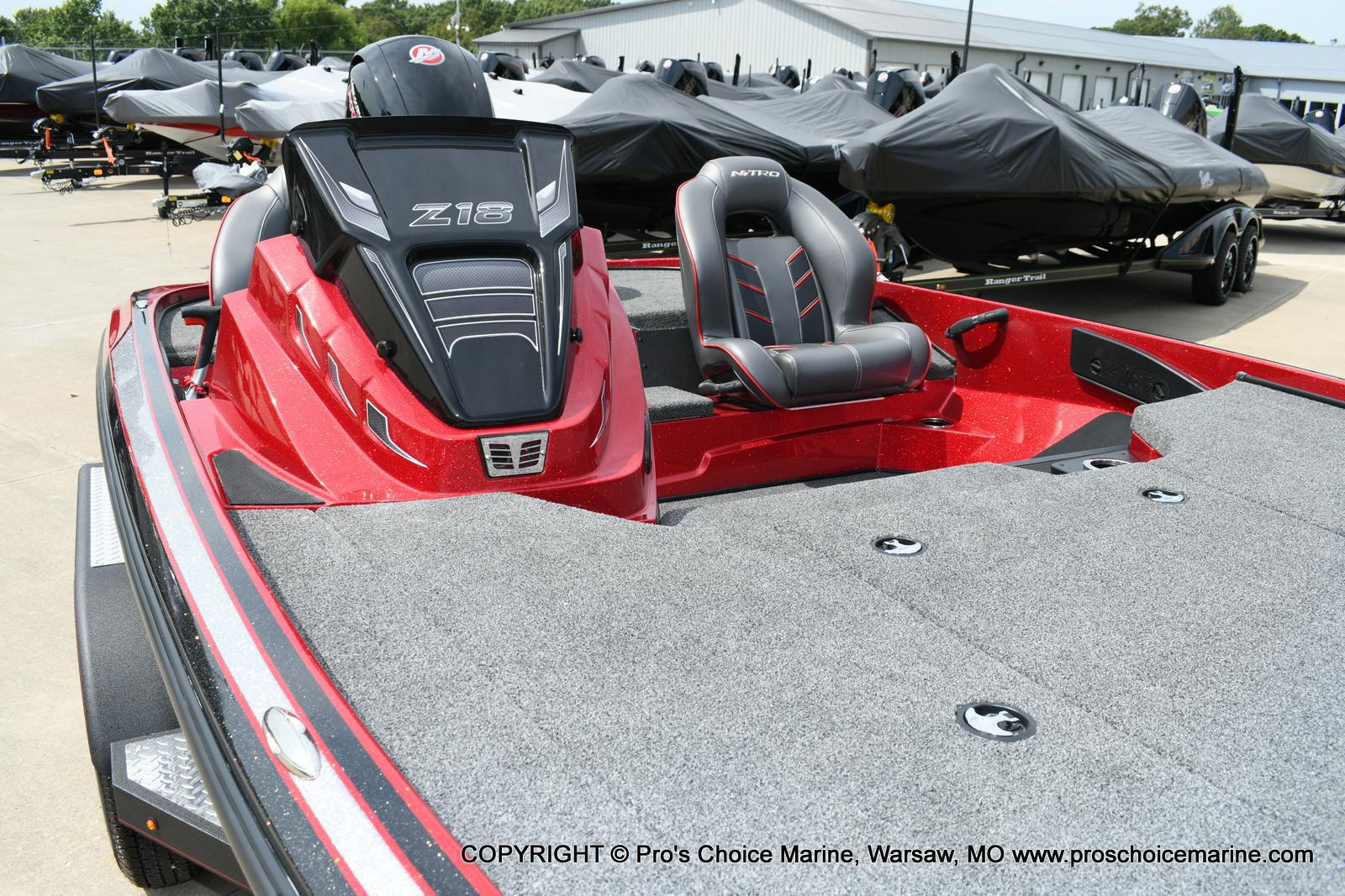 2020 Nitro boat for sale, model of the boat is Z18 & Image # 48 of 50