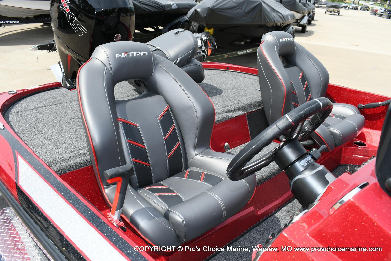 2020 Nitro boat for sale, model of the boat is Z18 & Image # 49 of 50