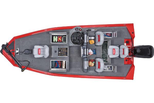 2013 Tracker Boats boat for sale, model of the boat is Pro Team 175 TXW & Image # 13 of 32