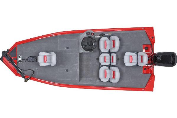 2013 Tracker Boats boat for sale, model of the boat is Pro Team 175 TXW & Image # 12 of 32