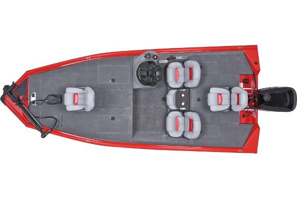 2013 Tracker Boats boat for sale, model of the boat is Pro Team 175 TXW & Image # 14 of 32