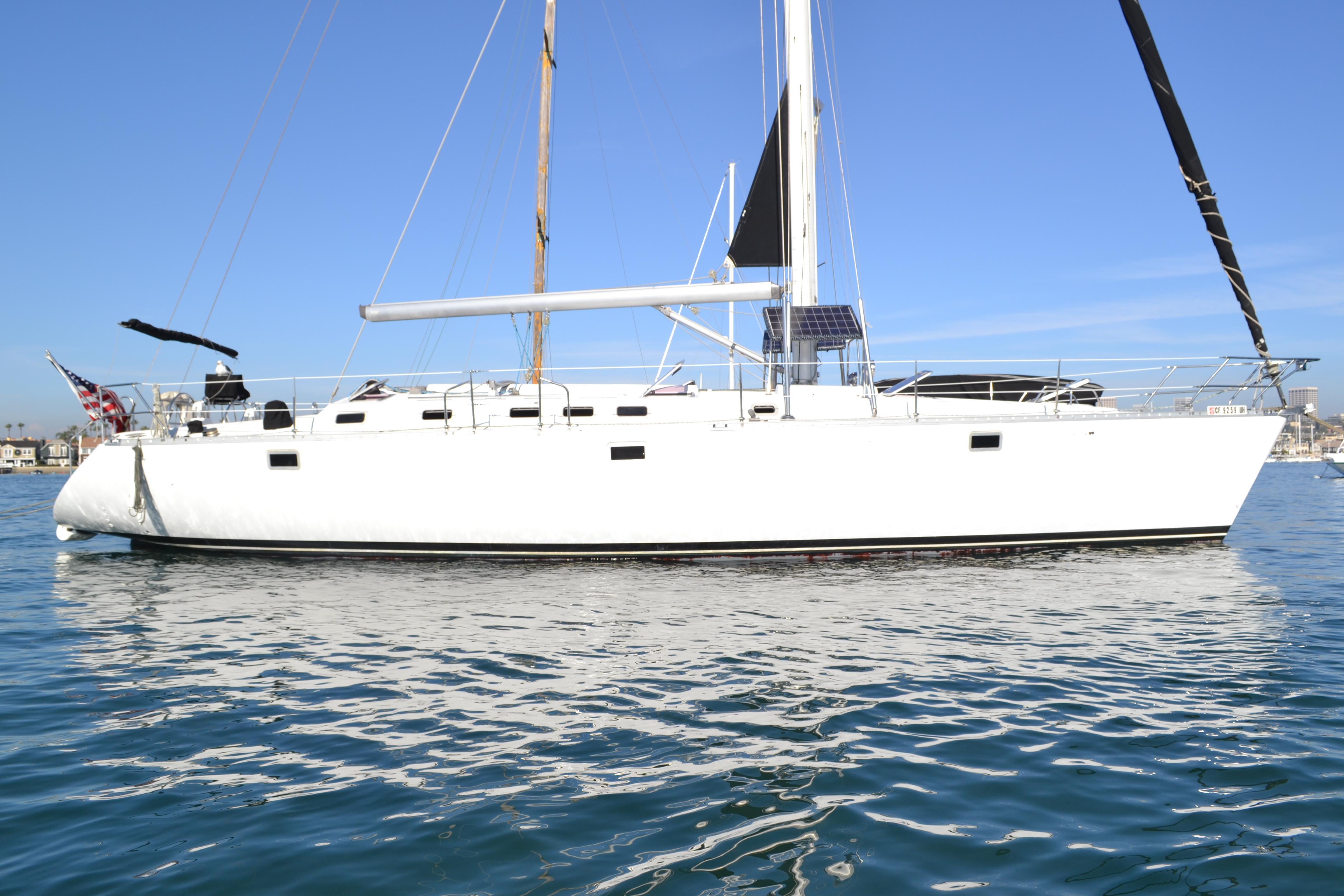 Beneteau 5100 Oceanis