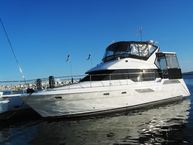 1993 Bayliner 4387 MY