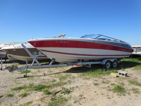 1989 Four Winns boat for sale, model of the boat is 251 Liberator & Image # 1 of 26