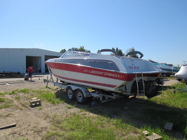 1989 Four Winns boat for sale, model of the boat is 251 Liberator & Image # 25 of 26