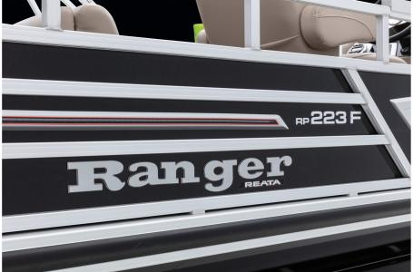 2020 Ranger Boats boat for sale, model of the boat is REATA 223F w/150L 4S & Image # 27 of 50