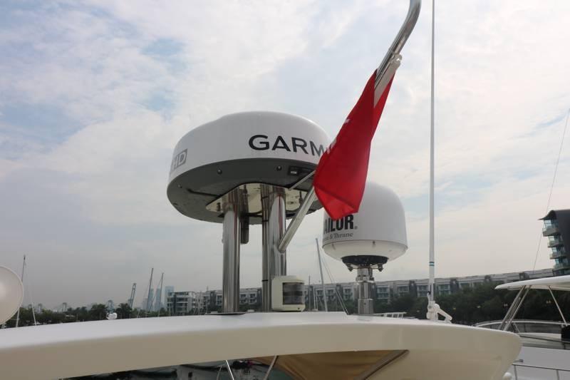 New Garmin Radar