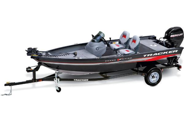 2013 Tracker Boats boat for sale, model of the boat is Super Guide V-16 SC & Image # 4 of 11