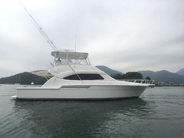 Bertram 510 Profile