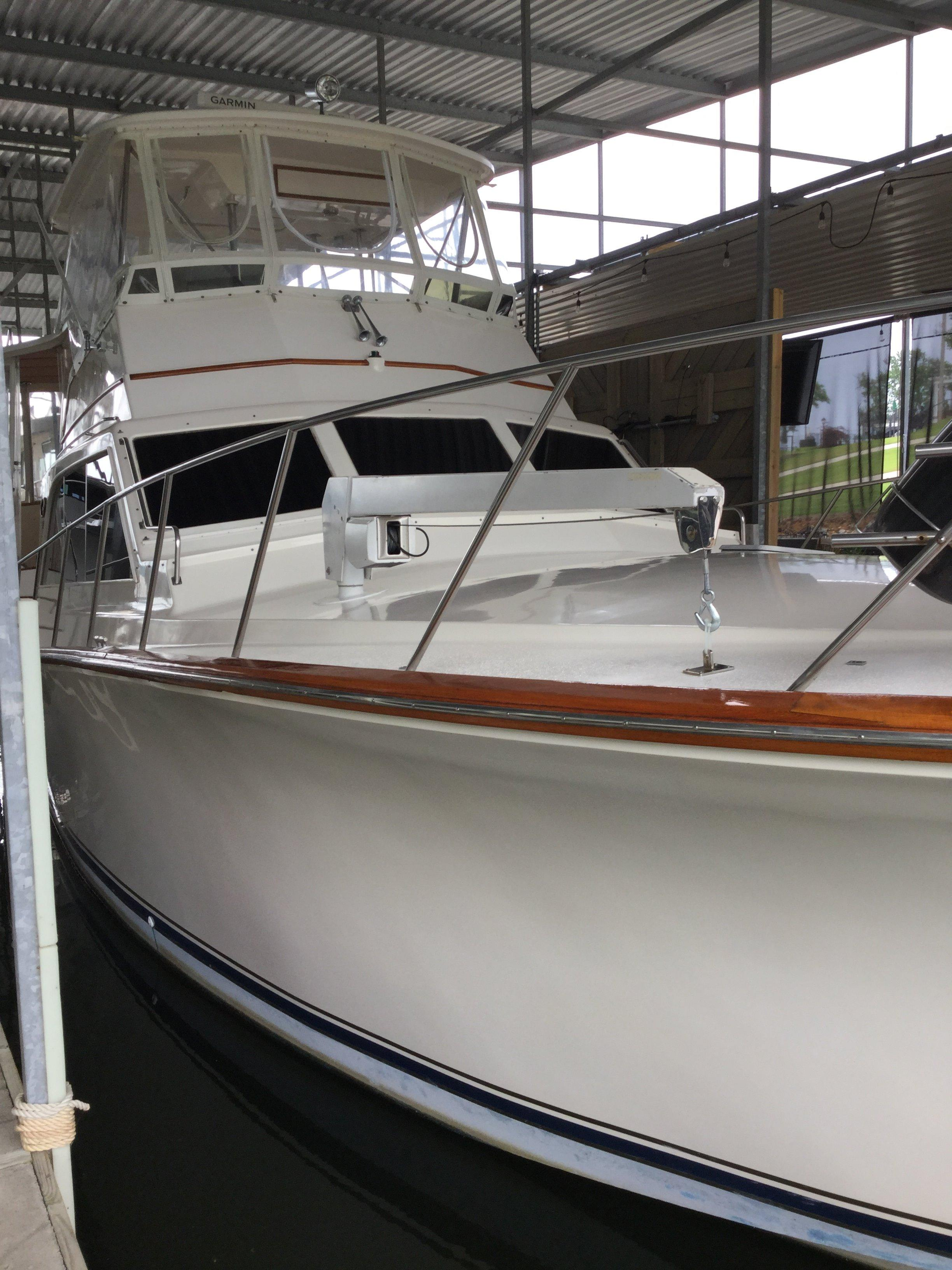 Fully Enclosed Aft Deck With Hardtop
