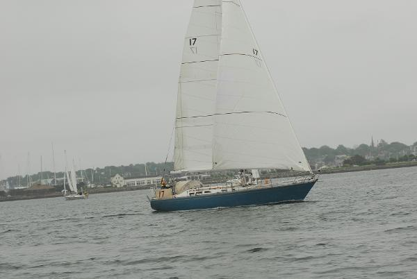 Alan Warwick Custom Offshore Sloop Broker Connecticut