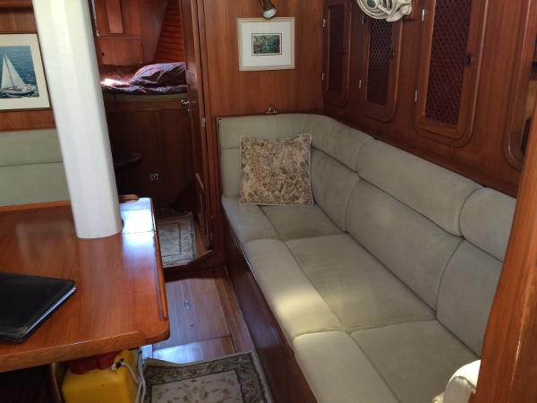 Alan Warwick Custom Offshore Sloop Brokerage Connecticut