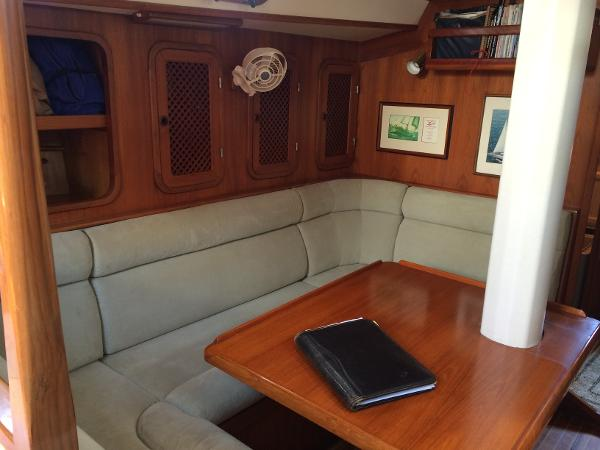Alan Warwick Custom Offshore Sloop Brokerage New England